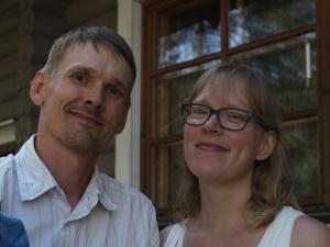 Hannu ja Tuija Hätönen